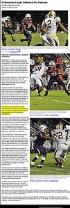 2010-10-04 -- O'Bannion Leads Defense For Falcons