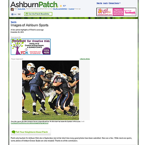 2010-12-26 -- Images of Ashburn Sports - Ashburn, VA Patch