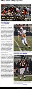 2010-09-18 -- Defense Rules as Bulldogs Edge Falcons
