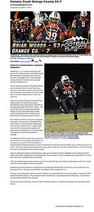 2010-11-14 -- Falcons Crush Orange County 53-7