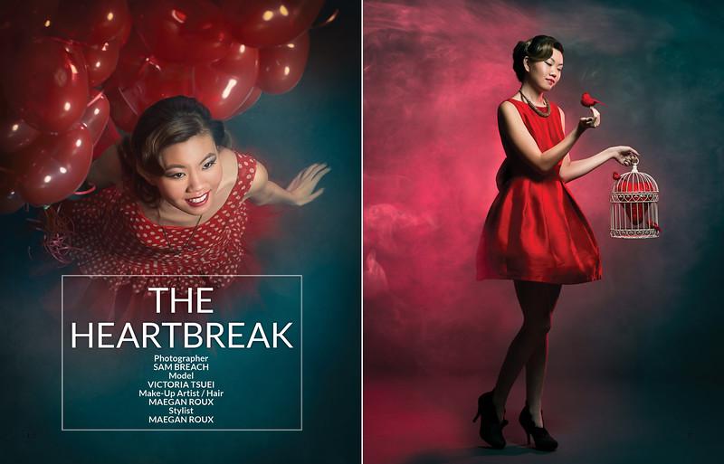 The Heartbreak published in 7Roar