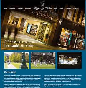 Regency Villas Property Brochure, Adrenaline Creative