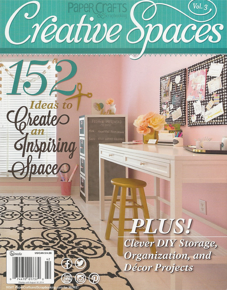 Creative Spaces, Vol 3
