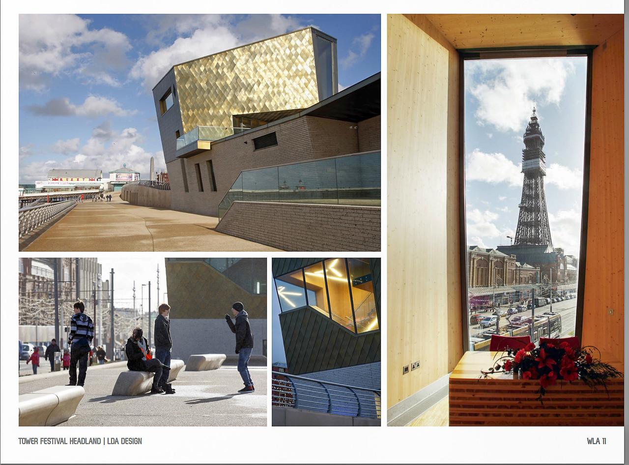 World Landscape Architecture:  Tower Festival Headland, LDA Design