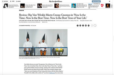 Link to New York Times Story