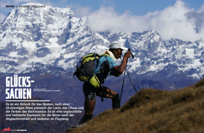 Everest Trail Race - TRAIL Magazin