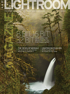 Lightroom Magazine Issue 7 - Cover Photo