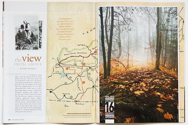 National Parks Magazine