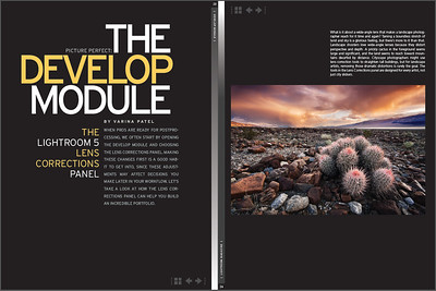 Lightroom Magazine Issue 6 - Article by Varina Patel