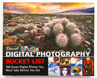 The Digital Photography Bucket List by David Busch - Cover Photo