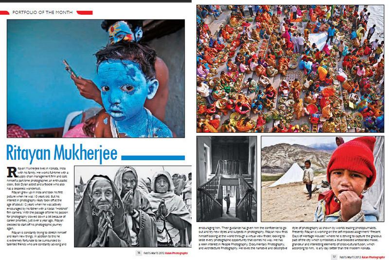 Asian Photography Magazine,Singapore.