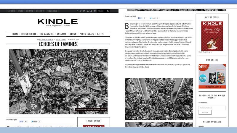 Kindle Magazine ~April 2014