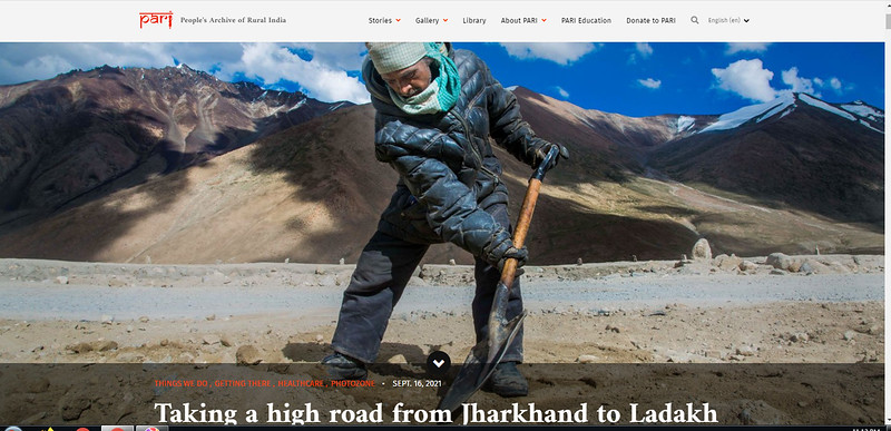 """<a href=""""https://ruralindiaonline.org/en/articles/taking-a-high-road-from-jharkhand-to-ladakh/"""">https://ruralindiaonline.org/en/articles/taking-a-high-road-from-jharkhand-to-ladakh/</a>"""