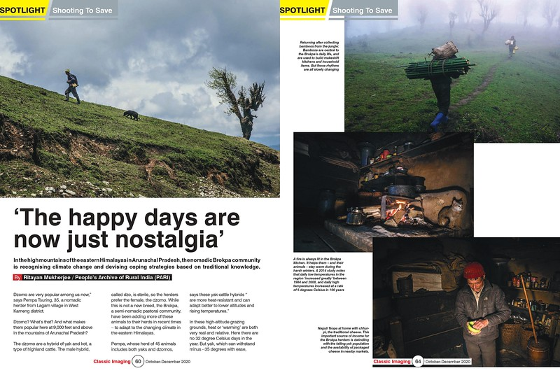 Classing Imaging Magazine I October -December