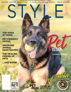 Cover - Style Magazine