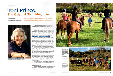 Toni Prince: The Original Steel Magnolia