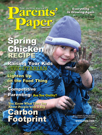 The Upper Valley Parent's Paper, April 2007