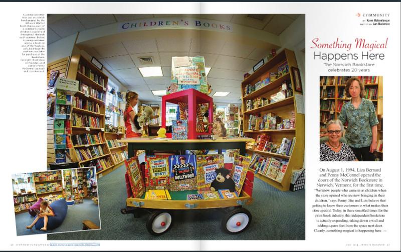 Here in Hanover Magazine, Fall 2014