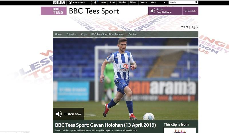 BBC Tees Sport