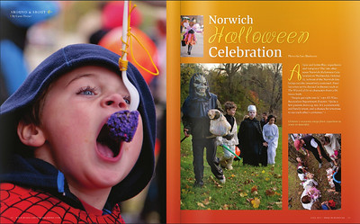 Norwich Halloween Celebration