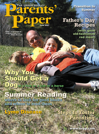 The Upper Valley Parent's Paper, June 2007