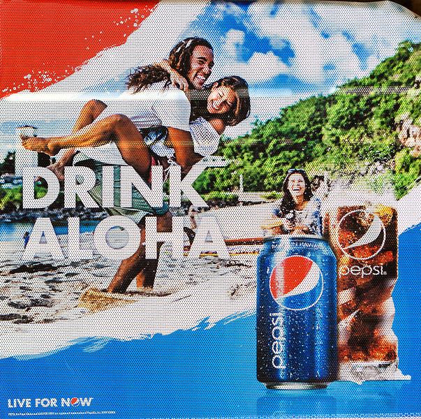 Pepsi - Drink Aloha Hawaii Campaign
