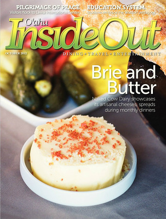 Oahu InsideOut - October 2012 Cover
