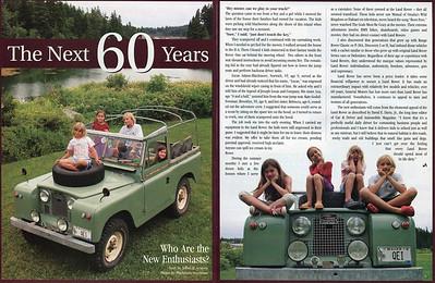 The Next 60 Years
