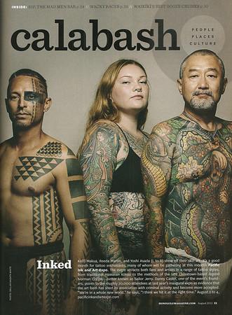 Honolulu Magazine - August 2013 Calabash