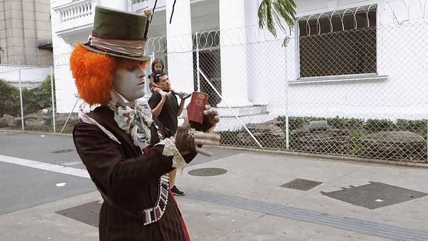 Gustavo Andersen | Chapeleiro Maluco #minidoc