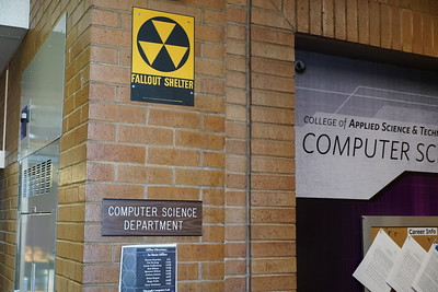 Fallout Shelter Sign