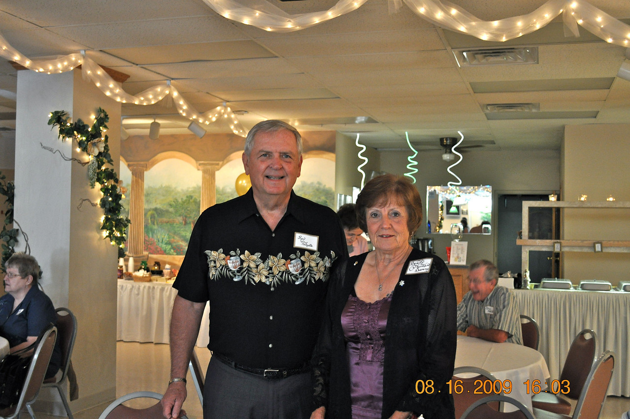 Ray Schuette & Beverly Ann Thurman Devening