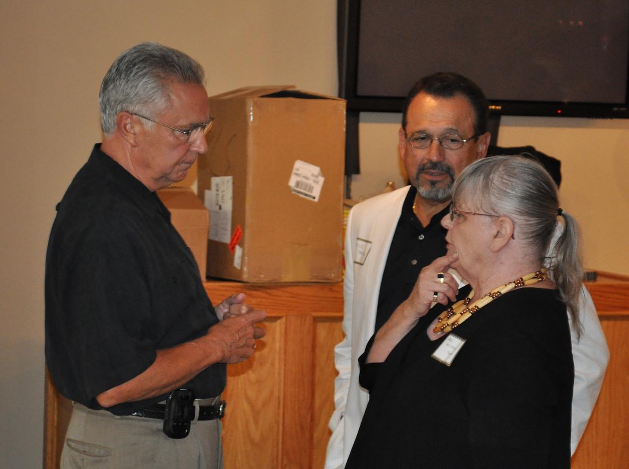 Rich Circo & Carolyn Kellerman Trevino & Mick