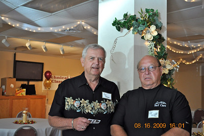 Ray Schuette & Cal Campbell