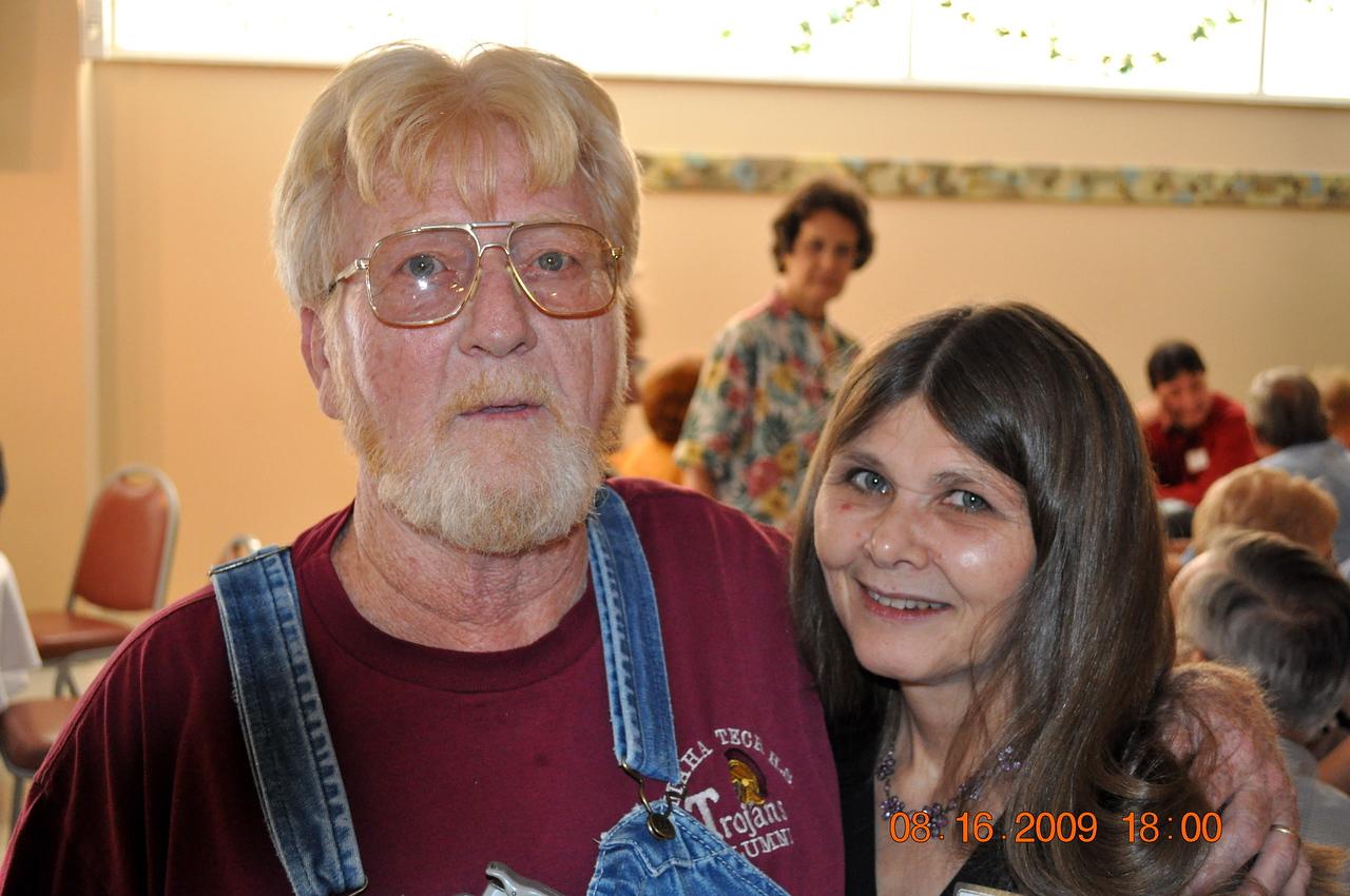Larry  Rummery & Linda