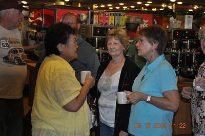 Carol Chin Fuksa, Jeanne Bruner Jackson & Marlene Swanson Jennum