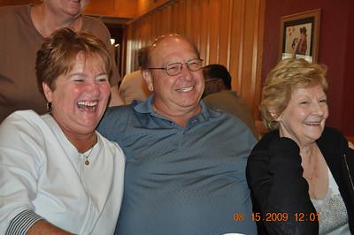 Judy Jones Circo, Cal Cambell & Jeanne Bruner Jackson