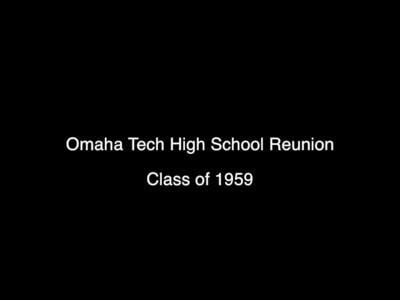 Omaha Tech 40-year reunion - Part 1