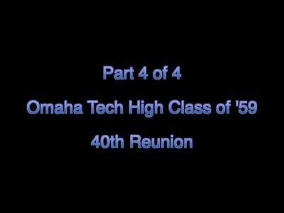 Tech Class of '59 Reunion - # 4 of 4 -