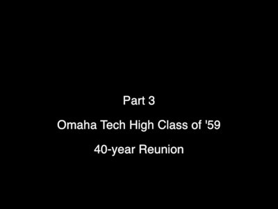 Tech Class of '59 Reunion - # 40