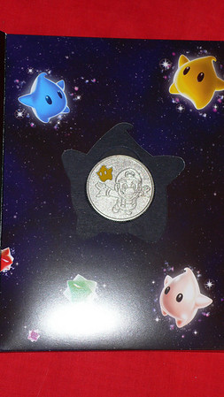 Super Mario Galaxy Coin!
