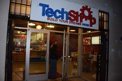 Tech Shop San Francisco
