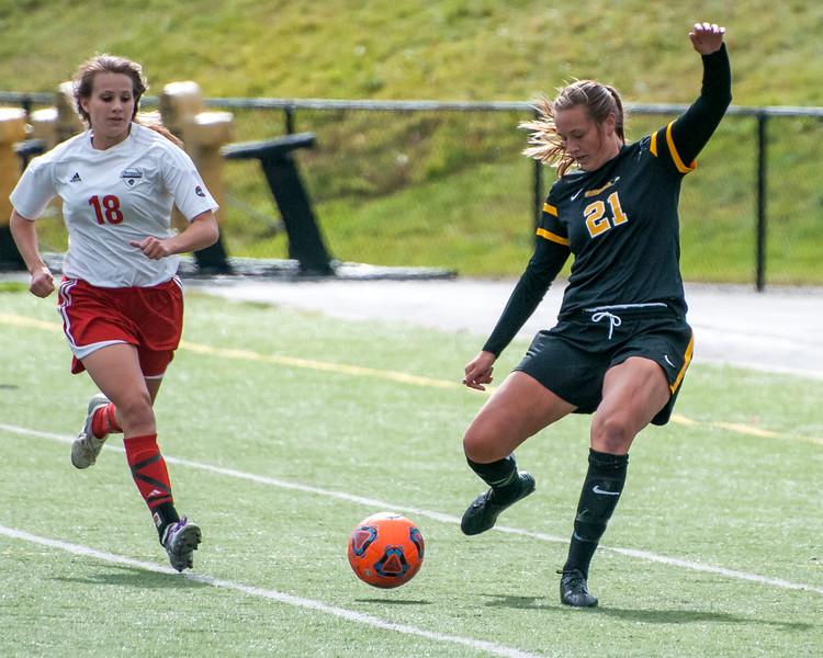 Michigan Tech Women's Soccer vs. Malone