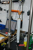 Dynoing rear AST4100 shocks for a Pontiac GTO