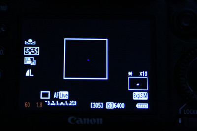 DSLR: Canon 7D dead pixel April 2010