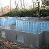 """XI WALLS WITH 12"""" INTERIOR LEDGE FOR FLOOR SYSTEM - NO STEP ENTRY"""