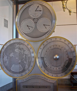 Jens Olsens World Clock in Copenhagen. Photo: Martin Bager.