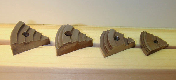 Figure 6 – 6-Jaw Chuck Jaws