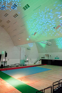 sports hall,sporthal,salle de sport