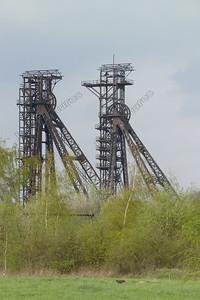 old mine,oude mijn,vieux mine,Charleroi,Belgium,België,Belgique